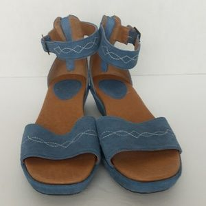 Ariat Women's Lisa Ankle Strap Sandals Size 9 1/2